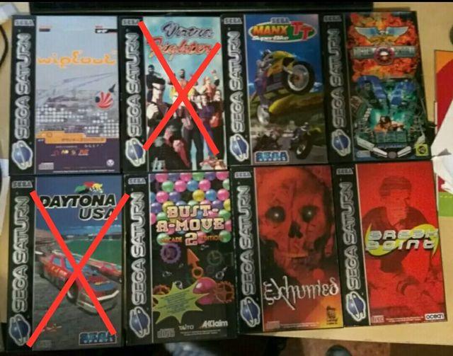 Juegos Sega Saturn De Segunda Mano Por 15 En Montcada I Reixac En