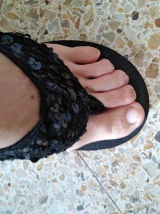 plataformas sandalias