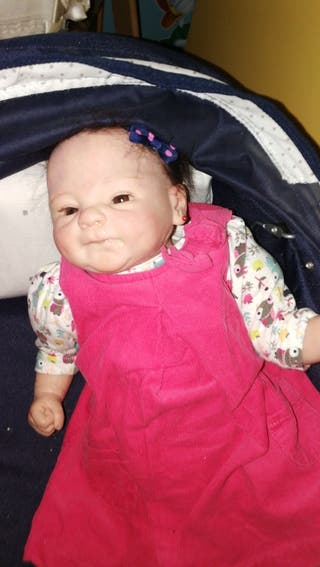 coco malu bebe reborn