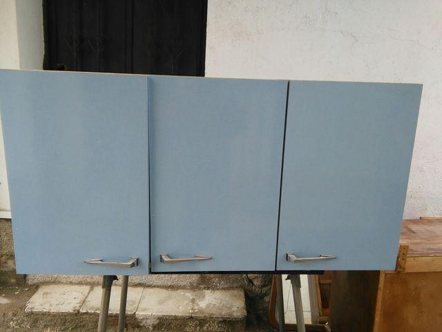 Mueble de cocina vintage,de pared para colgar de segunda mano por 50 ...