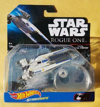 Figura Star Wars Hot Wheels Disney Mattel
