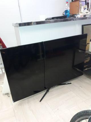"""Television Samsung smart tv 58"""" pantalla rota"""