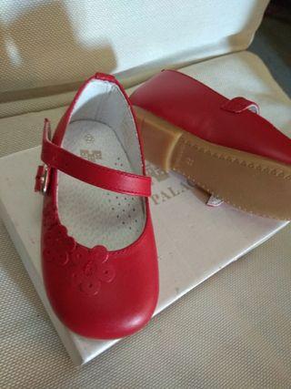 bailarinas zapato piel napa 22