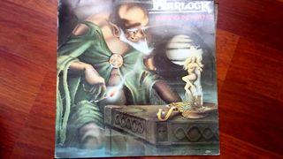 Warlock, disco vinilo,LP,heavy metal