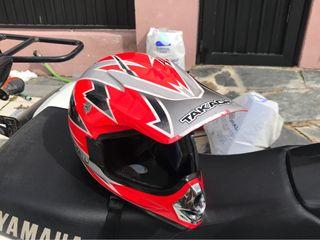 Casco moto takachi nuevo