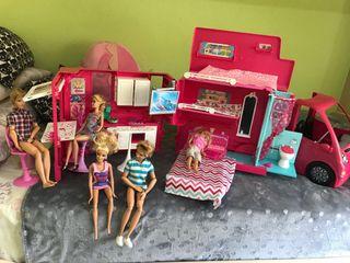 Colección de Barbies