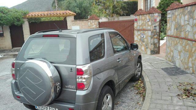Suzuki Grand Vitara 2006 3P