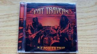 Cd música Pat Travers