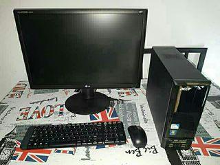 minicp acer con teclado y raton inalambrico