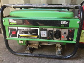 Generador electrico gasolina