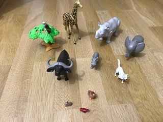 Playmobil animales