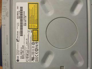 DVD ROM marca LG.