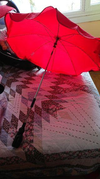 Parasol bebé sombrilla