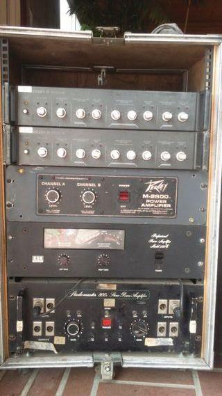 equipo sonido