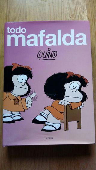 Libro Todo Mafalda Quino
