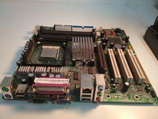PLACA BASE MS-7022 + CPU