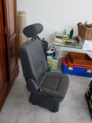 sillón furgoneta w multivan t5