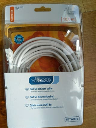 Cable de red CAT 5e