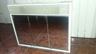 mueble espejo vintage antiguo