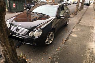 Mercedes-benz Clase C Sport Copue