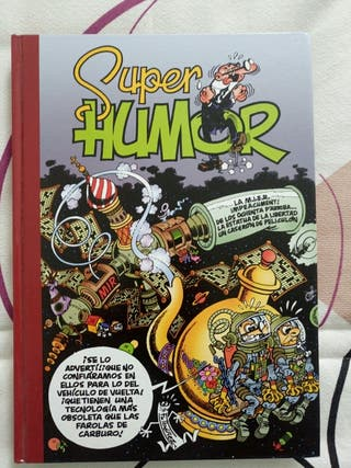 Mortadelo y Filemon. Libro de Super Humor.