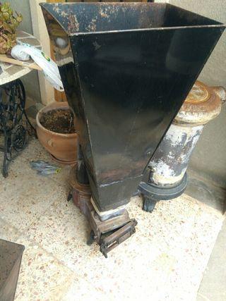 estufa de cascara