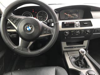 BMW Serie 5 520 diésel 2007