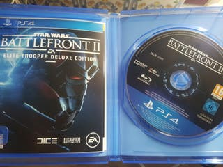 Battlefront 2 Ps4 Elite Trooper Deluxe Edition