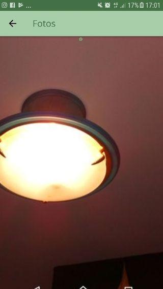 Lámpara techo