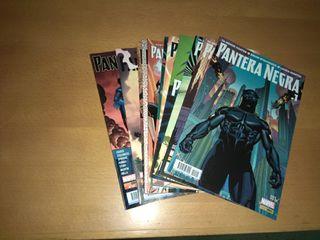 Comics Pantera Negra.