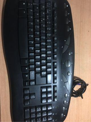 Teclado ordenador BEEP + mouse