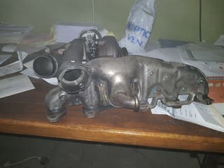 turbo y colector w.multivan t5 174 cv año 2002