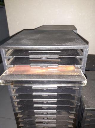 organizador de cd