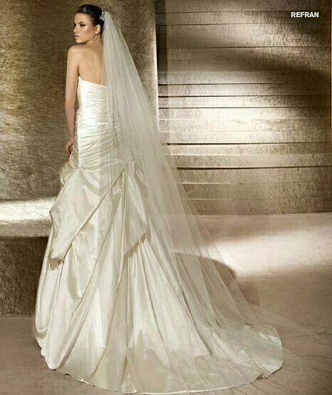 vestido novia de segunda mano por 600 € en terrassa en wallapop