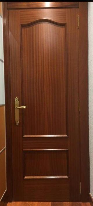 Puertas sapelly de segunda mano en wallapop - Puertas de cochera segunda mano ...