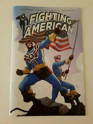 Fighting American #1