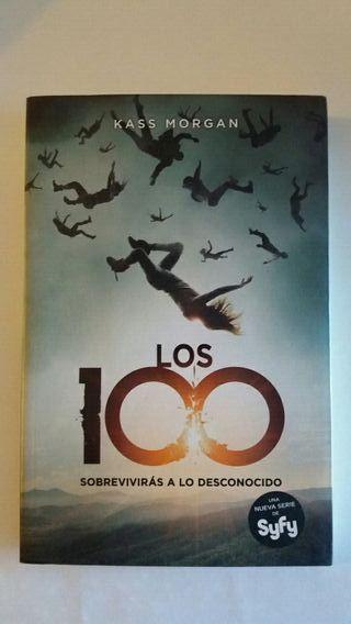 """Libro """"Los 100"""" literatura fantastica"""