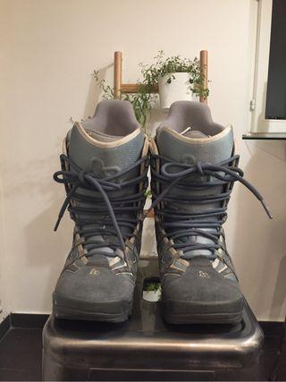 Botas de snow t-40