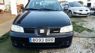SEAT Ibiza 1.4 con la culata en mal estado