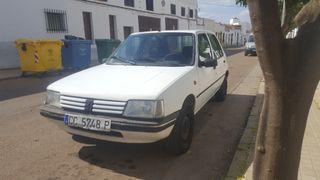 peugueot 205 1.8 diesel 5 puertas