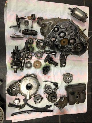 Despiece motor ltz 400