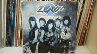 Zero Disco de vinilo single Heavy Metal