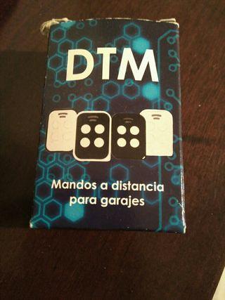 Mando a distancia DTM