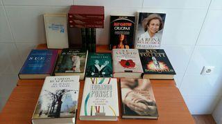 Libros varios .