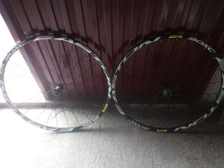 Rueda mavic bicicleta de montaña 29