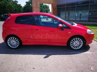 Fiat Punto 2007 1.4