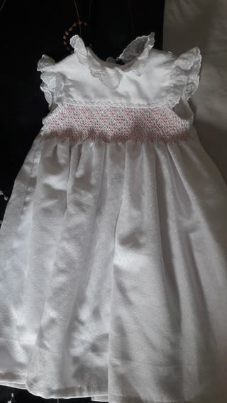 Vestidos de nina de punto ingles