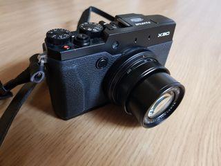 Cámara Fujifilm X30