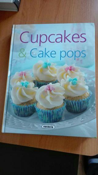 Libro para hacer Cup Cakes