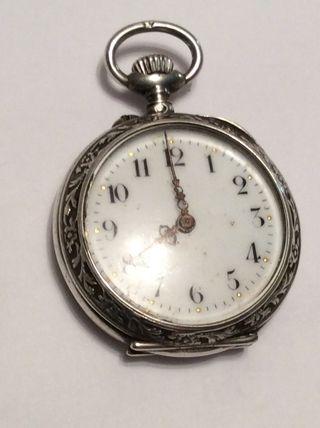 Reloj de plata antiguo de segunda mano en WALLAPOP 8fd992e15eed